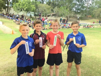 800m 2005 Boys Winners