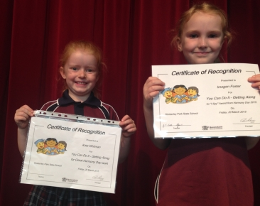 Harmony Day Awards